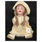 """Alt, Beck & Gottschalck 1361/50 German 20"""" Doll"""