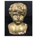 Brass Doll Head/Mold Patent 7