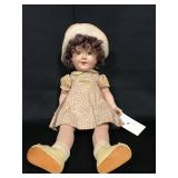 Madame Alexander Jane Withers w/ Pins & Clothes