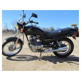 2004 Honda CB250 Nighthawk