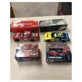 GROUP OF NASCAR COLLECTIBLES & DIE CAST CARS