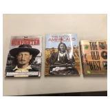 3 WESTERN & NATIVE AMERICAN BOOKS