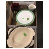 2 BX DISHES