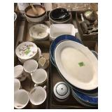3 BX MISC. DISHES