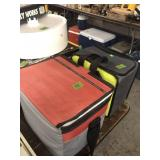 2 SOFT SIDED COOLERS & AMERICAN HARVEST FOOD DRYER
