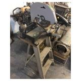 MITER SAW ON STAND