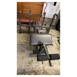 BODY SMITH MULTI FUNCTION WEIGHT BENCH