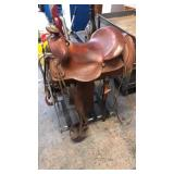 """COLORADO SADDLE 15"""" SEAT, NOT STAND"""
