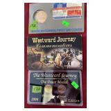 1974 BICENTENNIAL FIRST DAY COVER COIN & WESTWARD