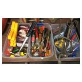 3 TRAYS OF MISC. TOOLS