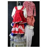 Lot of Vintage Childrens Clothes