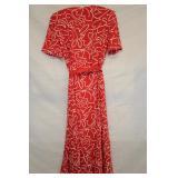 Linea E Dress w/ belt