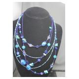 Nice Multi Strand Necklace