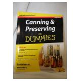 Canning and Preserves for Dummies