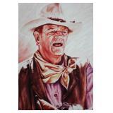 Fantastic John Wayne Print