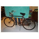 Vintage Goodyear Hi-Way Patrol Columbia Bicycle