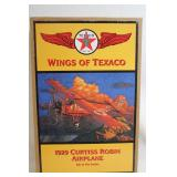 Wings Of Texaco 1929 Curtiss Robin Airplane