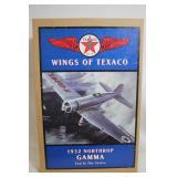 1932 Northrop Gamma Wings of Texeco