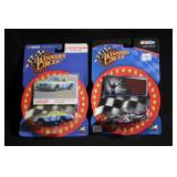 Lot of 2 Dale Earnhardt Collector Cars