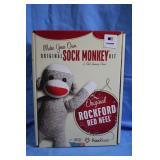 Original Sock Monkey Kit