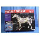 Vintage Visible Horse Model Skillcraft