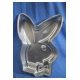 Playboy Bunny Wilton Cake Pan