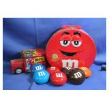 Lot of M & M Collectibles