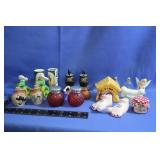 Lot of Collectable Salt & Pepper Shakers