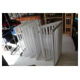 Pet or Child Self Standing Fencing