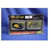 Heavy Duty Super Pick-up Fog Lights NIP