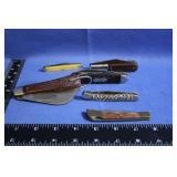 Lot of Vintage Pocket Knives