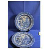 Antique China Plates