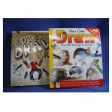 Fantastic Learn to Draw Books