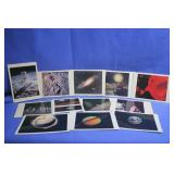 1988 Space Postcards