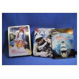 5 DVD Set 50 Years NASA Space Exploration