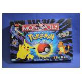 Pokemon Monopoly Collectors Edition
