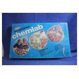 Vintage 750 Experiment Chemlab Kit