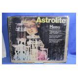 Vintage Hasbro 1969 Astrolite Building Kit