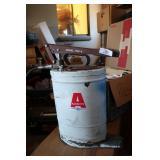 Alemite 7149-4 Multi-Pressure Bucket Pump, Multi-