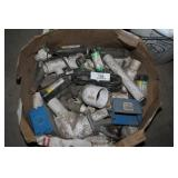 Large Lot of Misc. Sprinklers PVC Fitting