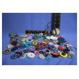 Lot of Jewelry Making Supplies