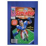 Vintage Marvel Comic SuperPro Edition 1