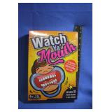 Watch Ya Mouth Game  NIB