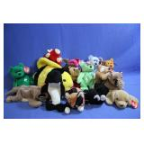 Lot of Beanie Babies