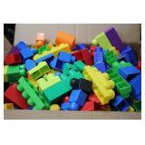 Large Lot of Big Lego Toys