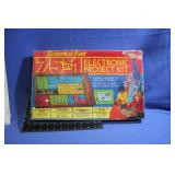 Vintage Science Fair Electronic Project Kit