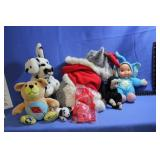 Lot of Stuffed Toys beanie baby ect...