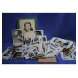 Large Lot of Vintage and Antique Pictures