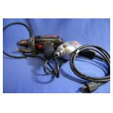 Lot of Drills Cordless and Corded