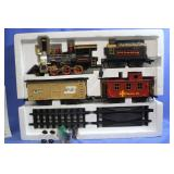 Vintage 1996 Gold Rush Express Train Locomotive Rd